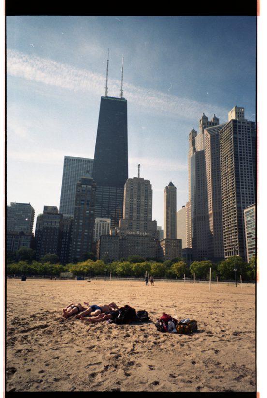 Školní výlet Chicago