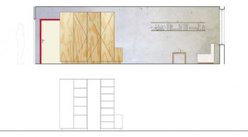2013 flat renovation section mrackova simonova