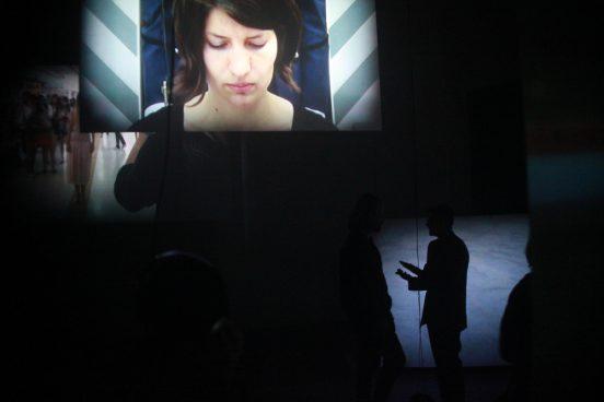 Výstava Kurz proxemického tance