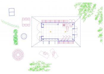 mrackova simonova zalsky-zahradni domek-05 pudorys leto