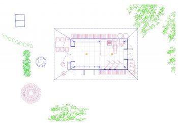 mrackova simonova zalsky-zahradni domek-06 pudorys leto v desti