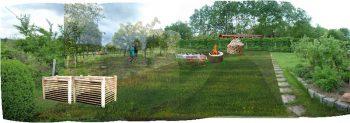 mrackova simonova zalsky-zahradni domek-2014-07 snidane v trave