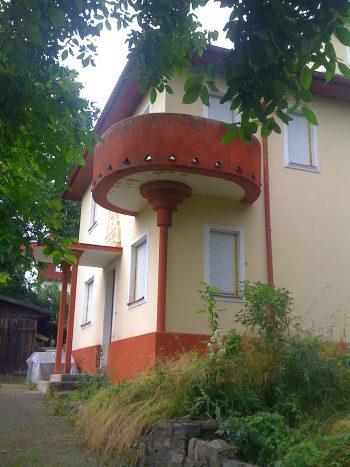 dum Karla a Anny Appeltovych ulice Jarosova 2058 varnsdorf 2