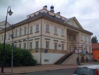 vila s tovarnou Josefa Hanische