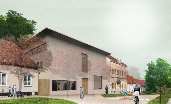 SOKEC – Společensko kulturní centrum Hrušovany u Brna