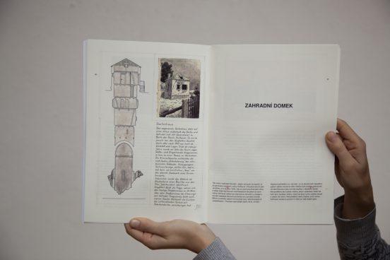 Gottfried Müller – Melancholie a dobrodružnost stavění, 25 zapomenutých staveb – křest knihy