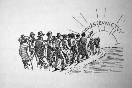Družstevnictví/Co-operative Movement