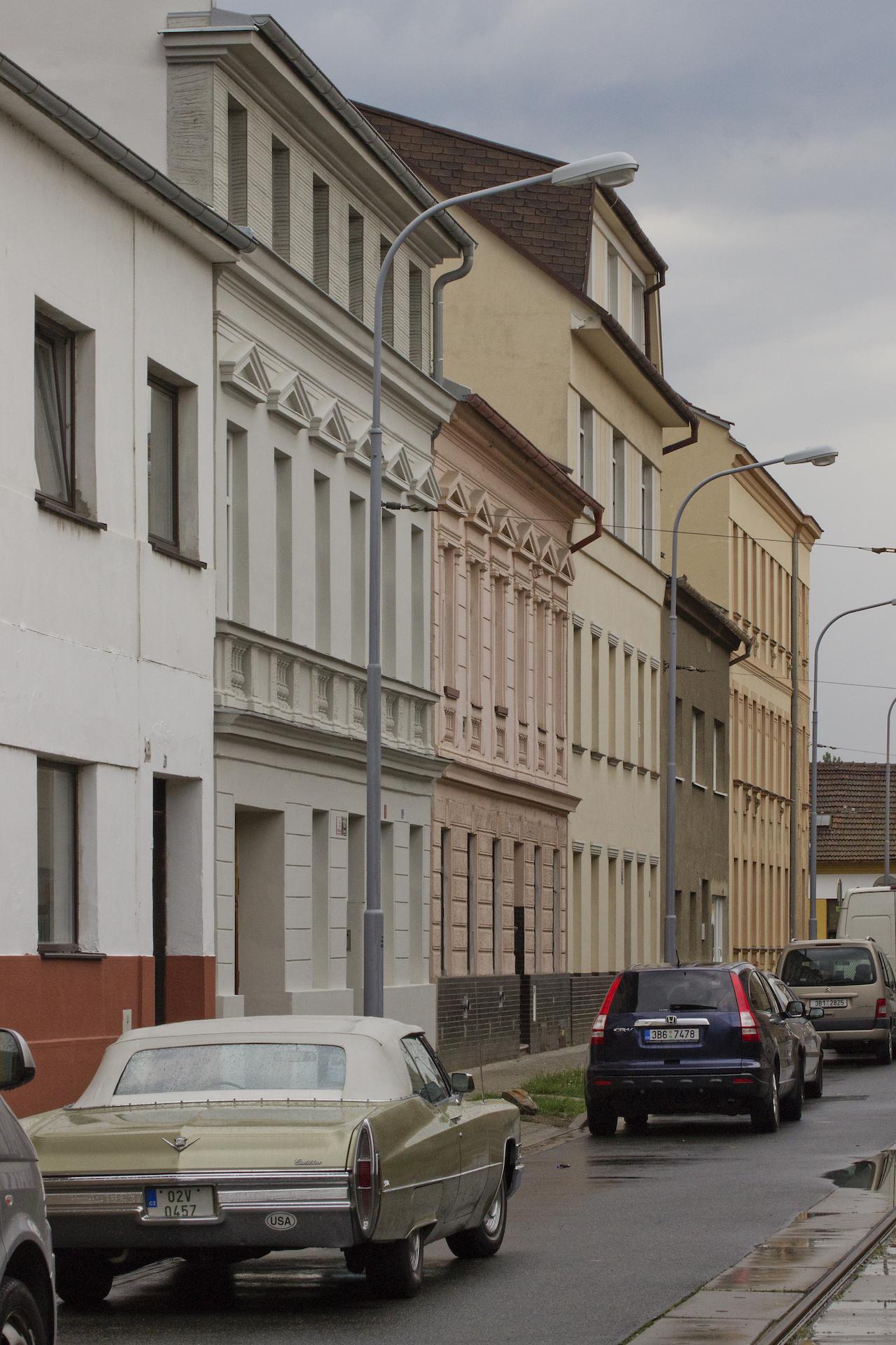 Rekonstrukce a nástavba pavlačového domu